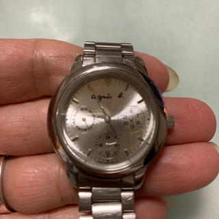 アニエスベー(agnes b.)のアニエスベー腕時計  最終お値下げ後のお値段です。(腕時計)