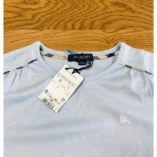 BURBERRY - 新品バーバリー長袖Tシャツ