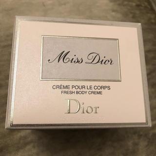 Dior - dior♡ボディークリーム