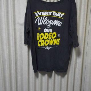 ロデオクラウンズワイドボウル(RODEO CROWNS WIDE BOWL)のロデオクラウンズ☆七分T今期(Tシャツ(長袖/七分))