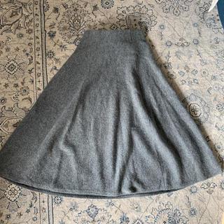 UNIQLO - ユニクロ ニットスカート