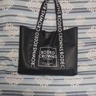ロデオクラウンズワイドボウル(RODEO CROWNS WIDE BOWL)のロデオクラウンズ☆ロゴテープトート(トートバッグ)