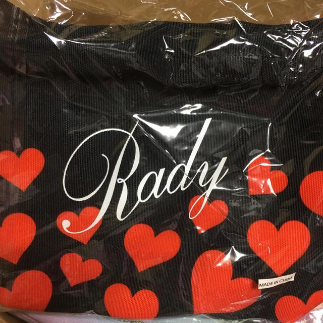 Rady(レディー)の rady  radyちゃん ミニトートバッグ レディースのバッグ(トートバッグ)の商品写真