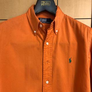 ポロラルフローレン(POLO RALPH LAUREN)のPOLO/90's ラルフローレン コットン100%シャツ (シャツ)
