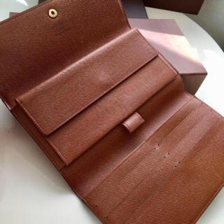 LOUIS VUITTON - 美品正規品ルイヴィトン三つ折り長財布