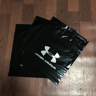 アンダーアーマー(UNDER ARMOUR)のアンダーアーマー ショップ袋 3枚組 ショッピングバック 手提げ プレゼント(ショップ袋)