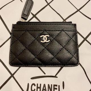 CHANEL - シャネル ノベルティ カード&コインケース