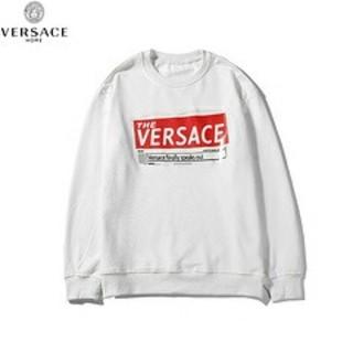 ヴェルサーチ(VERSACE)の新品 パーカー男女通用(Tシャツ/カットソー(七分/長袖))