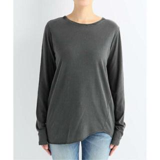 DEUXIEME CLASSE - 新品 Deuxieme Classe Layering Tシャツ グレー
