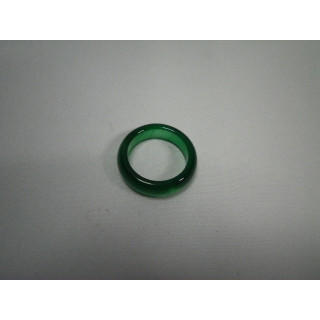 L2-17●パワーストーン●天然石メノウ指輪●瑪瑙 めのう●11号リング●(リング(指輪))