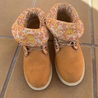 ティンバーランド(Timberland)のティンバーランド timberland ブーツ 24cmレデイース ロールトップ(ブーツ)