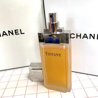 ティファニー(Tiffany & Co.)の廃盤人気♡ティファニー♡オードトワレ100ミリ♡香水(香水(女性用))