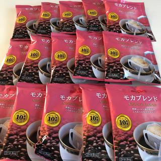 ブルックス(Brooks)のブルックス モカブレンドコーヒー15袋セット(コーヒー)