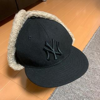 ニューエラー(NEW ERA)のSMOOTHY ニューエラ キャップ  53cm 試着のみ(帽子)