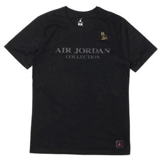 ナイキ(NIKE)のMサイズ NIKE JORDAN X OVO S/S TEE  Tシャツ(Tシャツ/カットソー(半袖/袖なし))