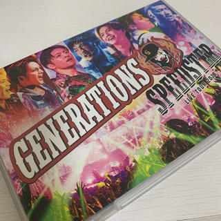 ジェネレーションズ(GENERATIONS)のGENERATIONS(ミュージック)