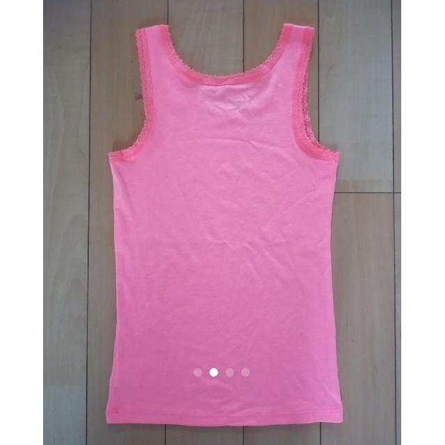 GAP(ギャップ)のGAP kids  タンクトップ キャミソール 140cm キッズ/ベビー/マタニティのキッズ服 女の子用(90cm~)(Tシャツ/カットソー)の商品写真