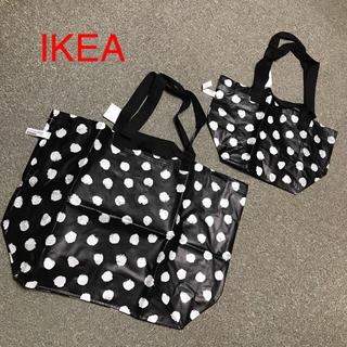IKEA - IKEA キャリーバッグ 『スクルッティグ』(S・Mセット)