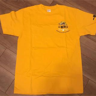 キリン(キリン)の【未使用品✨】麒麟 一番搾り Tシャツ(Tシャツ/カットソー(半袖/袖なし))