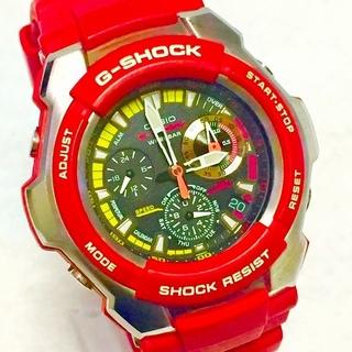 ジーショック(G-SHOCK)のウルトラマンカラー海外モデル!G-1010-4ADR G-SHOCK(腕時計(アナログ))
