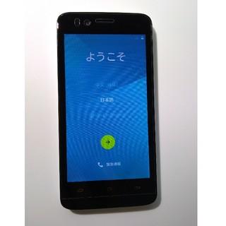 Freetel  Prioro2 simフリー スマートフォン