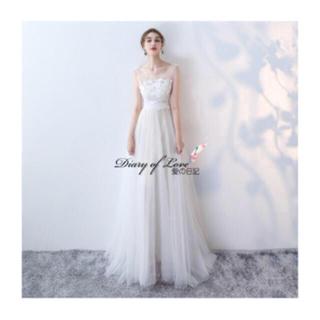 二次会ドレス 花嫁
