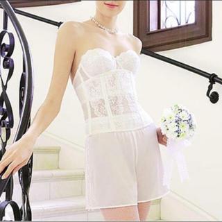 ワコール(Wacoal)の結婚式に!ブライダルインナー ウエディングドレス(ブライダルインナー)