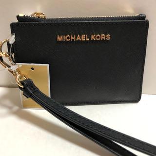 マイケルコース(Michael Kors)のMICHAEL KORS マイケルコース コインパース カードケース(名刺入れ/定期入れ)