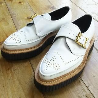 Rupert Sanderson × George Cox ラバーソール(ローファー/革靴)