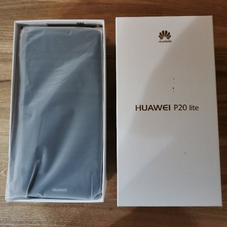 ANDROID - HUAWEI P20 lite ブラック