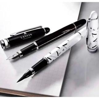 LANVIN - モノマスター 6月号 付録 ランバンコレクション 万年筆と筆ペン