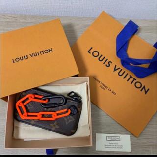 ルイヴィトン(LOUIS VUITTON)のLouis Vuitton  Virgil Ablohデザインのコインケース(財布)