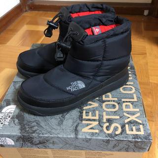 THE NORTH FACE - ノースフェース ヌプシ ブーツ 23cm