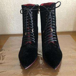 エレガンスヒミコ(elegance卑弥呼)の卑弥呼 オンルージュ 23cm  新品未使用   (ブーツ)