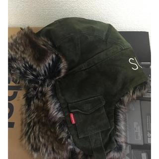 シュプリーム(Supreme)のSupreme Trooper Hat フライトキャップ(キャップ)