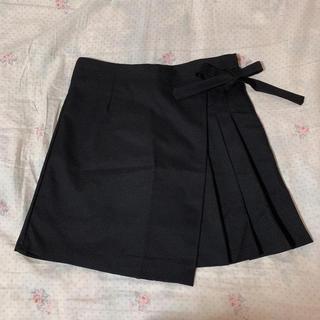 GOGOSING - プリーツアシメスカート★ラップスカート