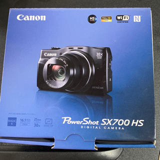 Canon - Canon SX700IS ブラック