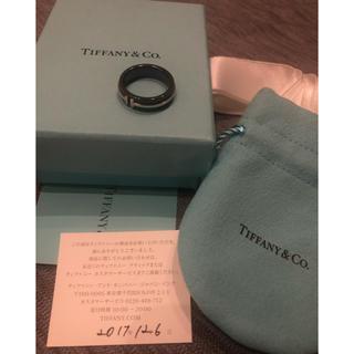 Tiffany ティファニー TWO リング