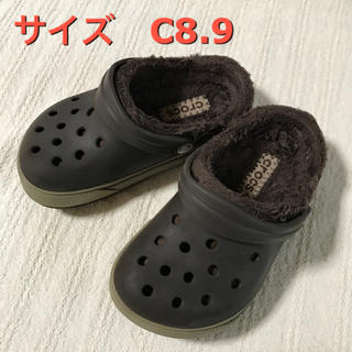 crocs - クロックス キッズ  ボアサダル