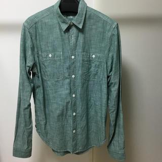 ギャップ(GAP)のメンズSサイズシャツ(シャツ)