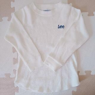 Lee - Lee ワッフルロンT 100