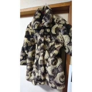 ヒステリックミニ(HYSTERIC MINI)の140 ヒスミニのコート(売り切り価格)(コート)