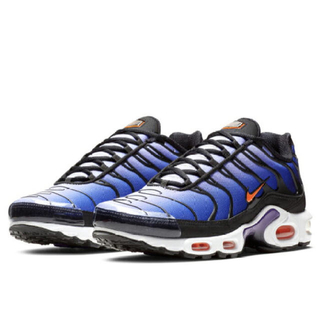 ナイキ(NIKE)の27 nike air max plus og voltage purple(スニーカー)