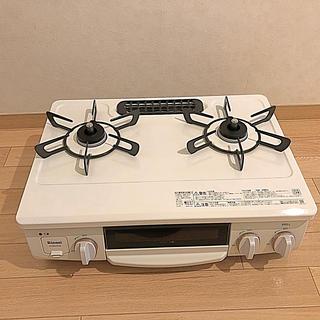 リンナイ(Rinnai)のリンナイ★ホワロ★ガステーブル★都市ガス(調理機器)