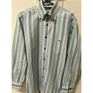 BURBERRY BLACK LABELストライプシャツ 2