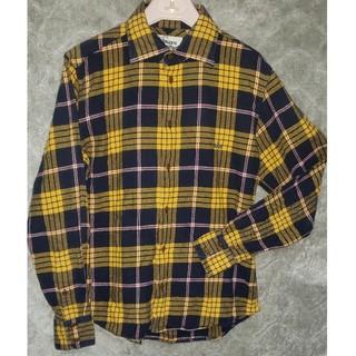 ヴィヴィアンウエストウッド(Vivienne Westwood)のヴィヴィアン●美品フランネル チェックシャツ46●ヴィヴィアンウエストウッド●(シャツ)