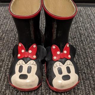 ダイアナ(DIANA)のDIANA✕Disneyミニー子供長靴(長靴/レインシューズ)