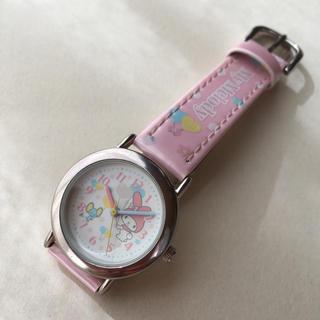 サンリオ(サンリオ)のサンリオ マイメロディ 腕時計  女児(腕時計)