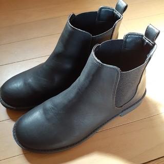 エイチアンドエム(H&M)のサイドゴアブーツ H&M(ブーツ)