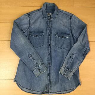 ギャップ(GAP)の未使用  Gap デニムシャツ   ジャケット (シャツ/ブラウス(長袖/七分))